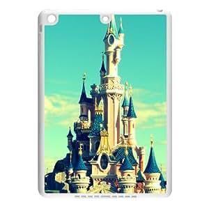 Disney Castle Design iPad Air iPad 5 Back TPU and Plastic Case Cover