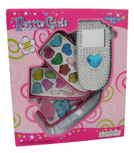 Dressup Kids Games Makeup Girl Game On The: Petite Girls Cell Phone Shaped Cosmetics Play Set
