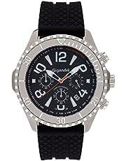 Gigandet Aquazone Orologio da Uomo Quarzo Cronografo Analogico Data Nero G23-002