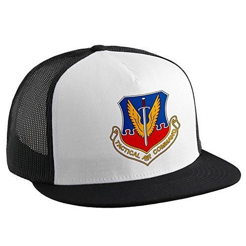 ExpressItBest Trucker Hat with U.S. Air Force Tactical Air Command (TAC), emblem