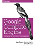 img - for Google Compute Engine: Managing Secure and Scalable Cloud Computing book / textbook / text book