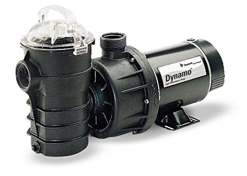 Pentair Dynamo 1.5 Horsepower Above Ground Pool Pump - -