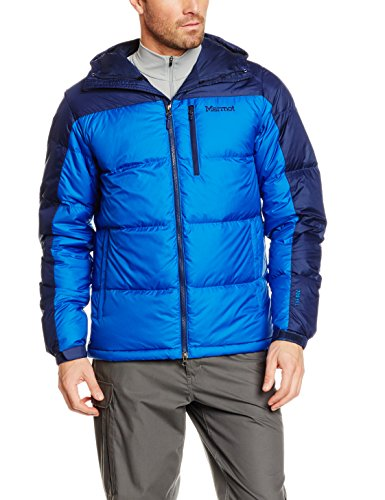 Marmot Guides Down Hoody Men's True Blue/Arctic Navy XXL