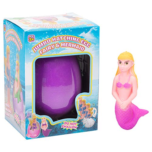 - Class Collections Surprise Growing Mermaid Hatch Egg Kids Novelty Toy- Single