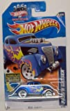 hot wheels license plate - Hot Wheels 2011-97/244 Heat Fleet 7/10 BLUE Pass'n Gasser See YAA License Plate Included Instant Win Game 1:64 Scale
