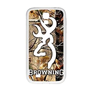 DAHAOC Autumn scenery Browning Cell Phone Case for Samsung Galaxy S4 by mcsharks