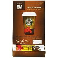 Starbucks Via® Ready Brew 意大利烘焙咖啡(50 只装)