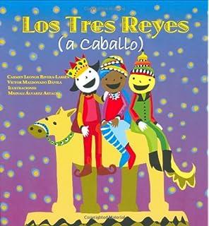 Los Tres Reyes (a caballo) (Serie Raices) (Nueve Pececitos) (