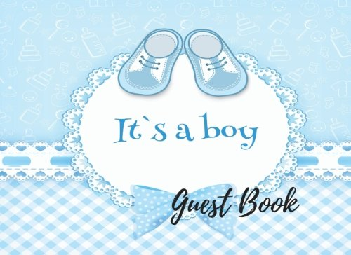 Download Guest Book: Signing Book For Baby Shower, Free Layout To Use as you wish for Names & Addresses, or Advice, Wishes, Comments or Predictions. (Guests) ebook