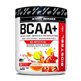 Cheap BioSteel BCAA+ Amino Acid Powder, Muscle Support, Sugar Free, Naturally Sweetened with Stevia, Citrus Twist, 210g