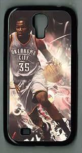 LZHCASE Personalized Protective Case for Samsung Galaxy S4 I9500 - Kevin Durant, NBA Oklahoma City Thunder #35 hjbrhga1544