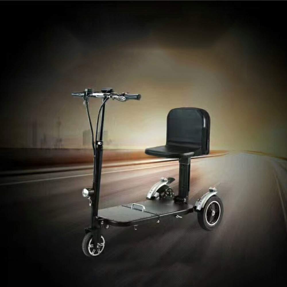 Amazon.com: XINYUAN - Silla de ruedas portátil plegable con ...