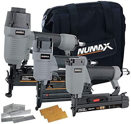 NuMax CS34PFNCB 3 Pc KitBag
