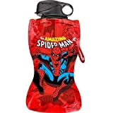 Spider-man 12 Oz. Collapsible Water Bottle - Best Reviews Guide
