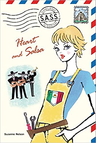 Heart and Salsa S.A.S.S.: Students Across the Seven Seas: Amazon.es: Suzanne Nelson: Libros en idiomas extranjeros