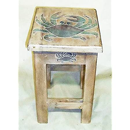51Lsuu0DByL._SS450_ 100+ Coastal End Tables and Beach End Tables