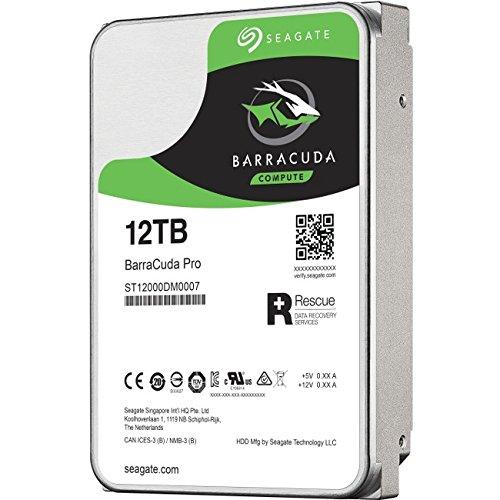 Barracuda Pro 12Tb 7200Rpm Sata 3.5 Hdd