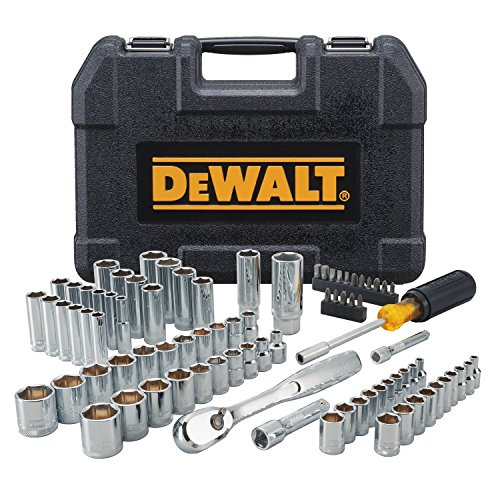 (DEWALT DWMT81531 84Pc Mechanics Tool)