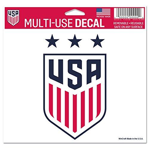 USA National Soccer Team FIFA New Logo Multi Use Ultra 4.5 x - New Usa