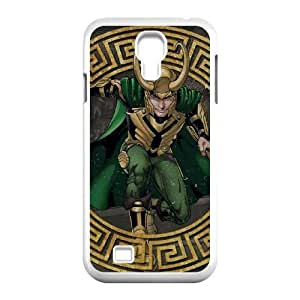 Samsung Galaxy S4 9500 Cell Phone Case White_Loki Ready For Battle Hbmbd