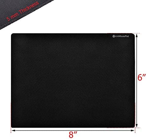 Non Slip Mousepad Desktop Optical Compatible product image