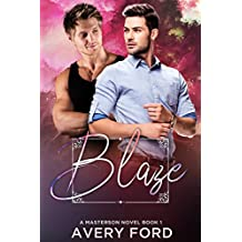 Blaze (A Masterson Novel Book 1)