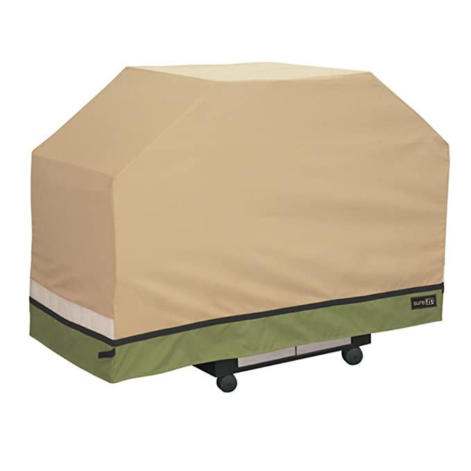 Amazon.com: Patio Armor 65 en. Grande Dos Tono Grill Cover ...