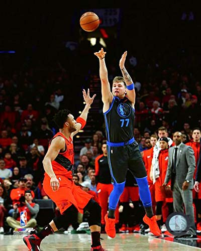 (Luka Doncic Dallas Mavericks NBA Action Photo (Size: 8