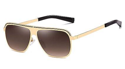 Deaman Gafas de sol polarizadas, unisex, modernas, para ...