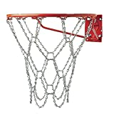 Champion Sports Heavy Duty Acero galvanizado Cadena Red para portería de Baloncesto