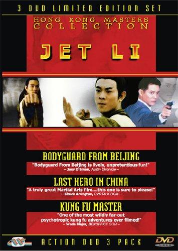 Hong Kong Masters: Jet Li