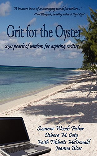 book cover of Grit for the Oyster