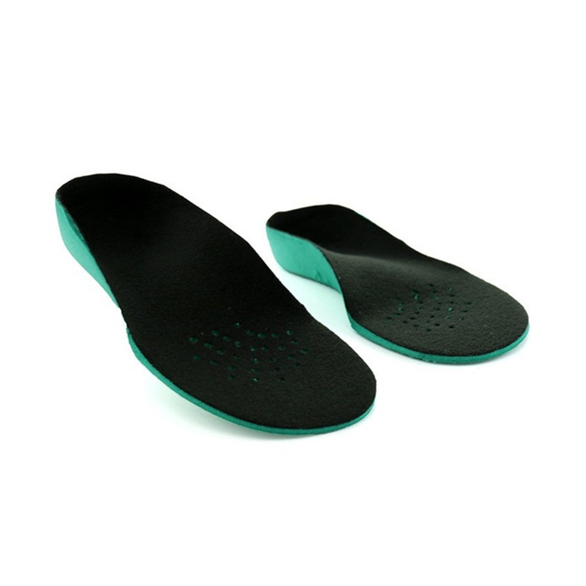 Healifty enfants Semelles orthopédiques Semelles à chaussures Coussinets de pied plat Correction Taille 26–28