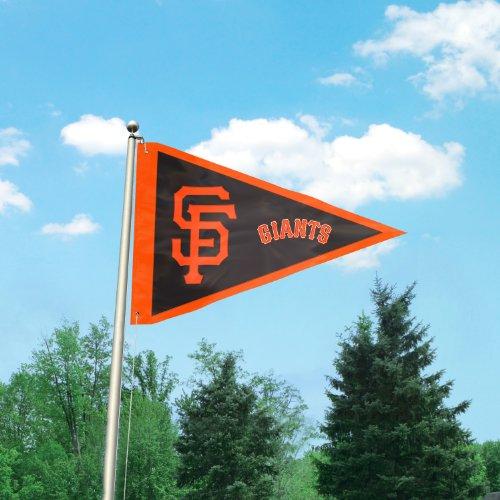 MLB San Francisco Giants Giant Pennant Flag (Womens Pennant Flag)