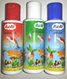 Rid All 3 In 1 Fish Medicine Pack 120Ml Each (Anti Chlorine, Anti Ich, General Aid)