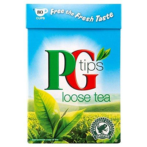 PG Tips Loose Tea (250g) - Pack of (Loose Walker)