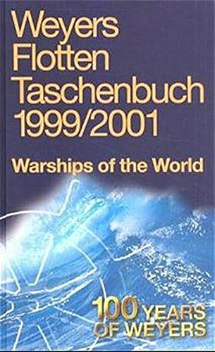 Download Weyers Flottentaschenbuch 1999/2001. Warships of the world. pdf