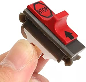 Motor Durable Flameout Gardening Home Replacement Mini Engine Parts Chain Saw Plastic Tool Stop Switch On Off