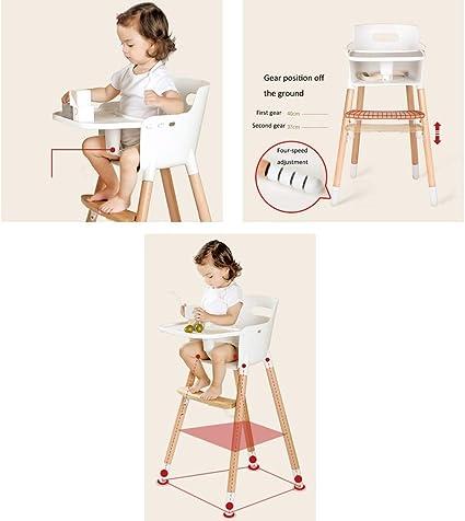 YULAN Chaise de Salle à Manger et Table à Manger pour bébé