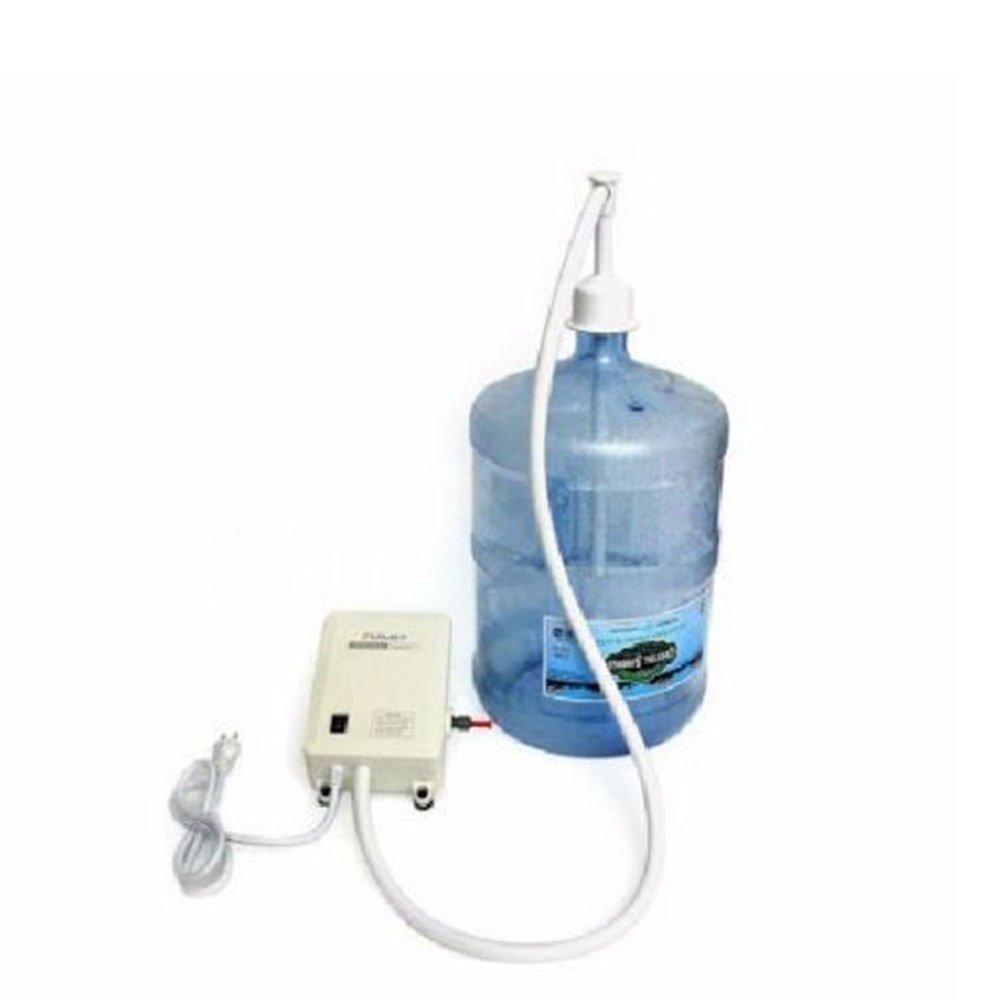 NOPTEG Bottled Water Dispensing System 20 ft Water Dispensing Pump System Single Inlet 115-127V AC for 3 5 6 Gallon Bottle with US Plug by NOPTEG (Image #6)
