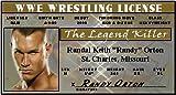 Randy Orton - WWE - Collector Card