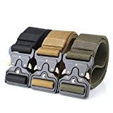 REFINEMMEE Gun Belts for Concealed Carry Utility