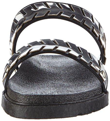 Bateau Femme Noir Noir Chaussures Psnova kamoa qnCwp4Zx
