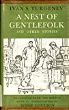 img - for Nest of Gentlefolk and Other Stories (The World's Classics, no. 570) book / textbook / text book