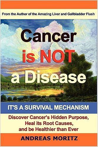 couponcodes beste leverancier ongelooflijke prijzen Cancer Is Not a Disease - It's a Survival Mechanism: Andreas ...