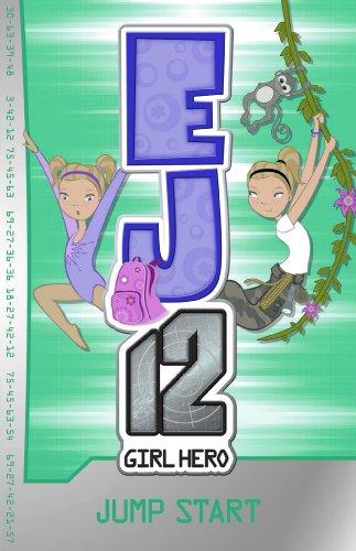 EJ12 Girl Hero 2: Jump Start