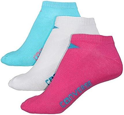 4ebf0c79a72c Converse 3PP E220N Basic low cut Women socks