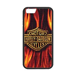 Harley Davidson iPhone 6 Plus 5.5 Inch Cell Phone Case Black Delicate gift AVS_663865