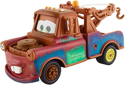 Disney Pixar Cars, Mater, Signature Premium, Precision Series (Signature Diecast Cars)