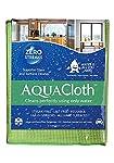 """AquaCloth AQ500 AquaCloth AQ500 Nano-Fiber 18"""" x 15"""" Cleaning Towel (1 Pack of 2 Cloths), Thickness, ()"""